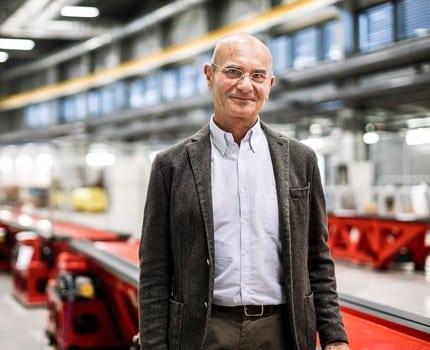 Francesco Sette reconduit pour un nouveau mandat de directeur général du Synchrotron