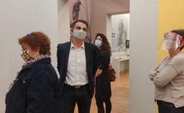 Éric Piolle fait le point sur la culture à Grenoble
