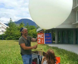Clien d'oeil d'été à la MC2: Grenoble (re)connecter