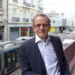 Alain Carignon à Grenoble. © Léo Aguesse - Placegrenet.fr