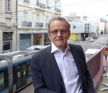 Alain Carignon, candidat aux municipales de Grenoble