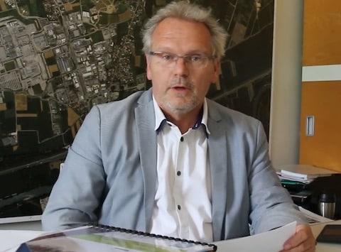 Philippe Lorimier, maire de Crolles