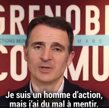 """Grenoble : Éric Piolle accusé d'un """"dernier mensonge"""""""