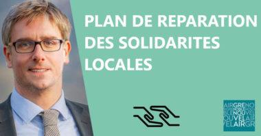 Grenoble nouvel air a présenté son plan de réparation social. © Grenoble nouvel air