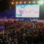 L'édition 2018 des Rencontres ciné montagne avait rassemblé au total 23 000 spectateurs. © Jean-Sébastien Faure