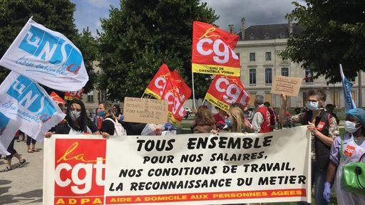 Appel à la grève au Centre hospitalier Alpes-Isère contre le pass sanitaire les 14 et 15 septembre