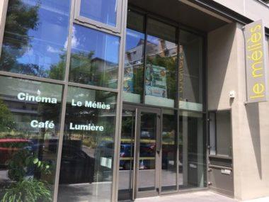 Devanture cinéma Le Méliès © Léo Aguesse – Place Gre'net