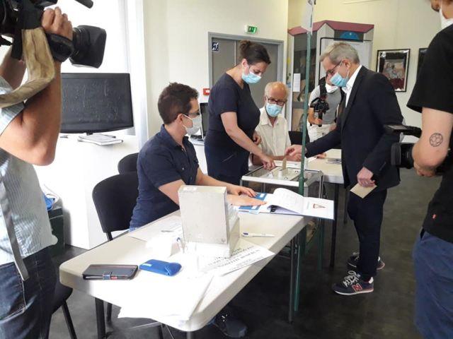 L'abstention a battu tous les records à Grenoble le dimanche 28 juin 2020 © Léa Meyer - Place Gre'net