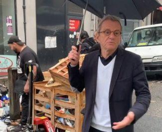 Alain Carignon relance le débat sur la propreté à Grenoble via une vidéo sur Saint-Bruno