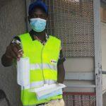 La Ville de Grenoble a diffusé 100 000 masques les 6, 7 et 8 juin, dont 50 000 sur les sites de distribution