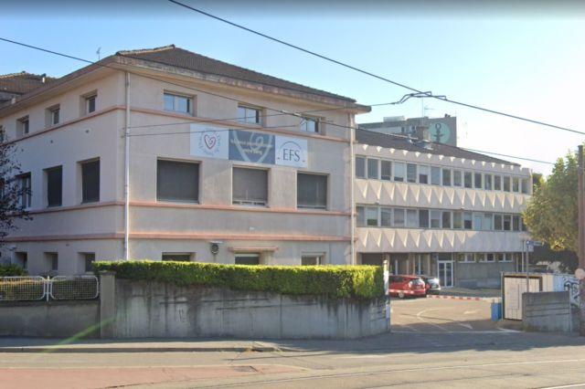 Maison du don de La Tronche © Google Maps
