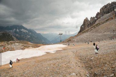"""Première opération des """"Mountain Days"""" à Val d'Isère le 21 juillet. DR"""