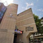 La chambre du commerce et de l'industrie (CCI) à Grenoble
