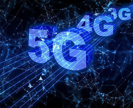 Réseau 5G photo d'ADMC Pixabay license