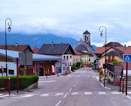 Miribel-les-Echelles, la commune dont William Dufour est le maire - DR