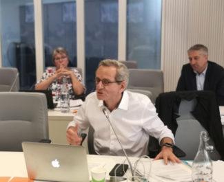 """Alain Carignon dénonce une """"main-mise"""" de Grenoble sur Actis, malgré la présence d'élus d'opposition au CA"""