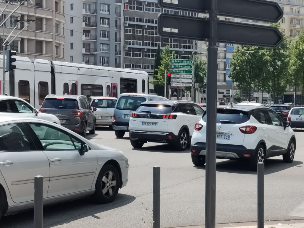 Circulation Boulevard Maréchal Joffre