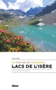 Couverture lacs de l'Isère Glénat