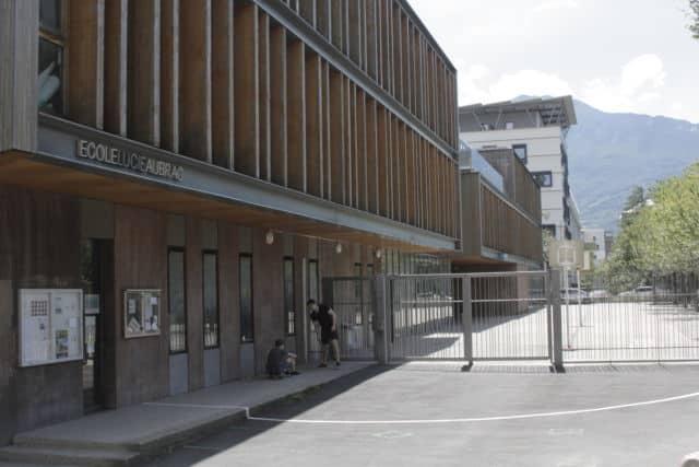 Ecole Lucie Aubrac : des élèves devaient être transférés à la nouvelle école Marianne Cohn, mais les travaux ont pris du retard.