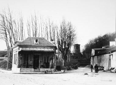 Des anciennes photos du quartier Saint-Laurent postées sur Facebook et Instagram. © Musée Dauphinois