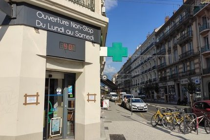 Nouvel épisode de canicule : les douches municipales de Grenoble gratuites et ouvertes plus longtemps