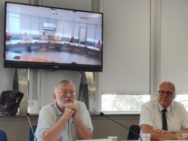 Covid : Jean Pierre Enrione-Thorrand et Pascal Jallon