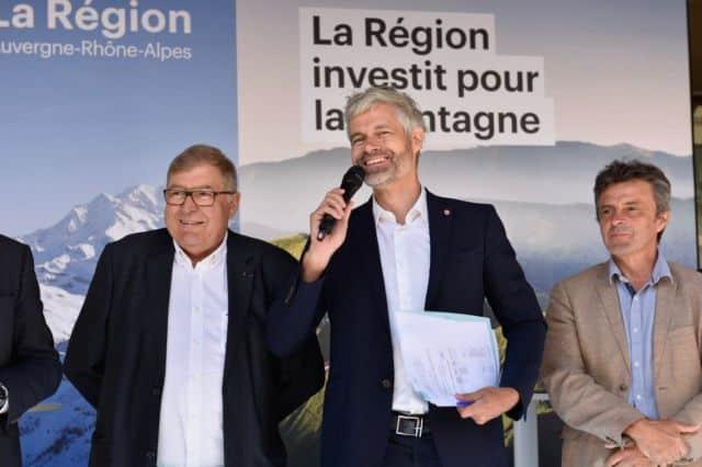 stations de ski : Laurent Wauquiez débloque 2.8 millions d'euros