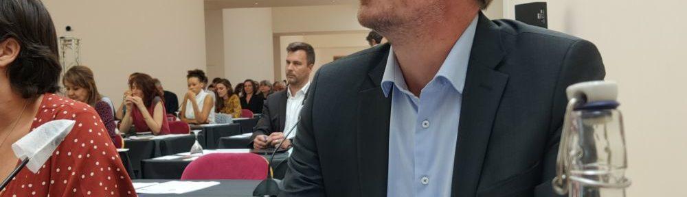 Olivier Noblecourt démissionne de son poste de conseiller municipal d'opposition de Grenoble
