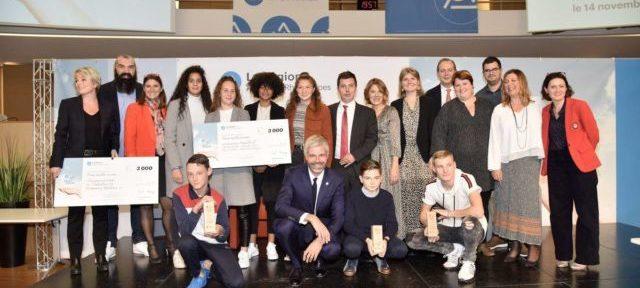 Remise du Prix Marin 2019