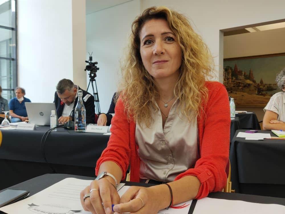 Sandra Krief doit dresser un état des lieux métropolitain de la condition animale © Corentin Bemol - Place Gre'net
