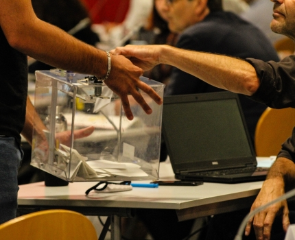 Quand la qualité démocratique du scrutin est remise en question © Laure Gicquel