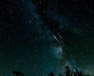 Rendez-vous jeudi 6 août au parc Jean-Verlhac de Grenoble pour observer les étoiles filantes