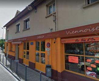 Boulangerie Le Blé d'or, rue Léon-Blum à Grenoble