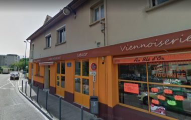 Un homme tué par balles ce dimanche 2 août à Grenoble. Boulangerie Le Blé d'or, rue Léon-Blum à Grenoble