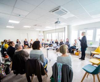COUV Cercle d'entrepreneures du réseau Bouge ta boîte au Mans. Crédit Floriane Billaud (1)