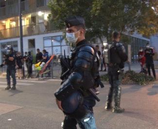 Actis met un bureau à disposition permanente de la police au sein du quartier Mistral