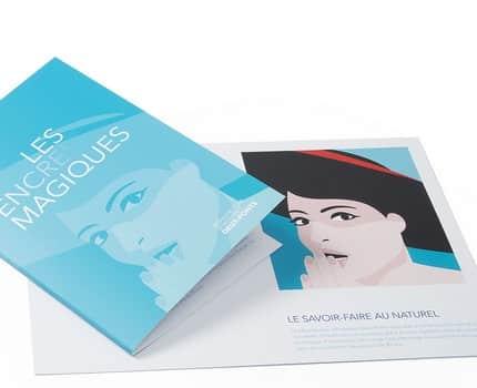 """Une """"encre magique"""" brevetée par la Manufacture d'Histoires Deux-Ponts"""
