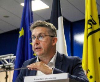 Le Conseil d'Etat confirme l'élection, contestée, de Christophe Ferrari à la présidence de la Métropole de Grenoble.
