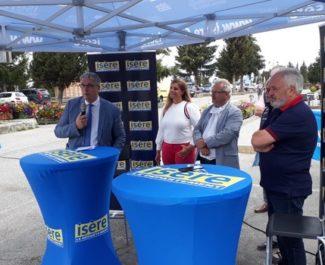 """L'épreuve du Rhône-Alpes Isère Tour devient """"Alpes Isère Tour"""" à compter de 2021"""