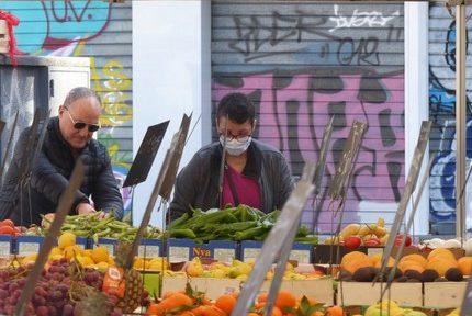 Après Grenoble, Échirolles et Le-Pont-de-Claix imposent à leur tour le port du masque sur les marchés