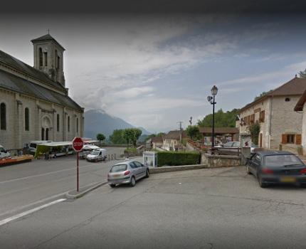 Miribel-les-Echelles - Google map