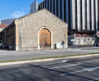Une campagne de financement participatif à venir pour restaurer la façade ouest de l'Orangerie de Grenoble