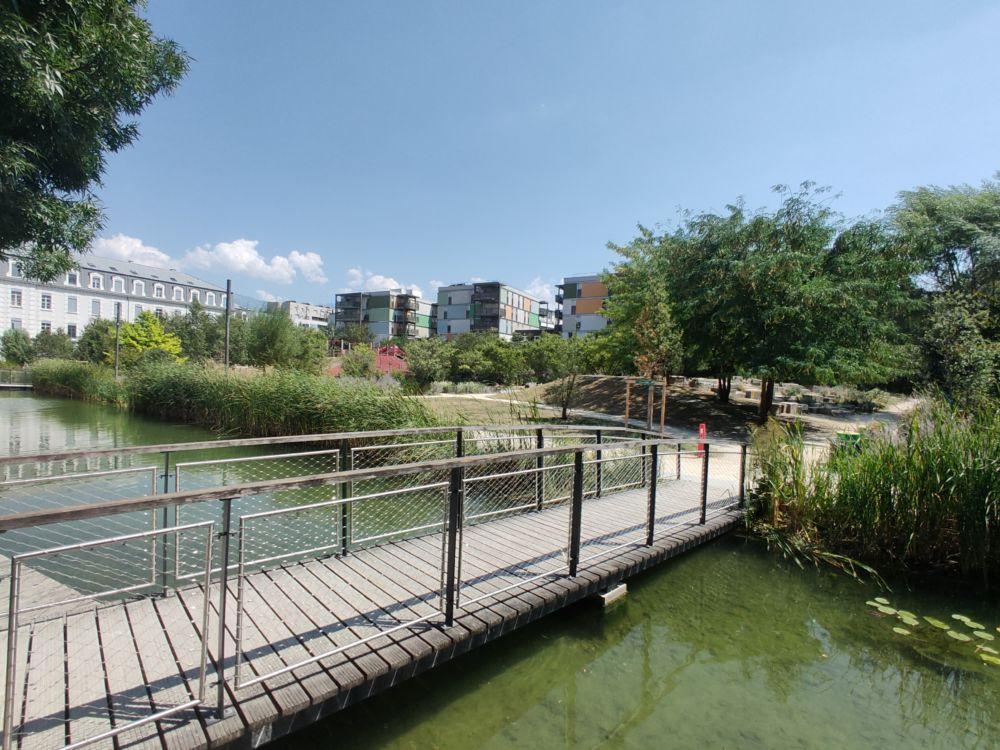 Parc Caserne de Bonne