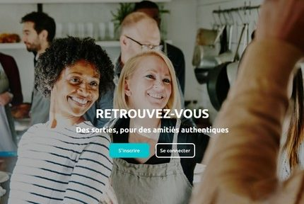 Seeyu, un site de rencontres et de partages d'activités amicales made in Grenoble