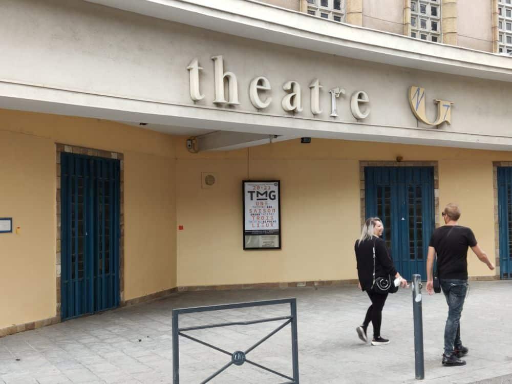 Le « Grand Théâtre » de Grenoble, place Saint-André © Corentin Bemol - Place Gre'net