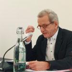 A Grenoble, Alain Carignon boude le jury d'appel d'offres ppir la rénovation du siège de la Métropole et dénoncer un projet pharaonique.