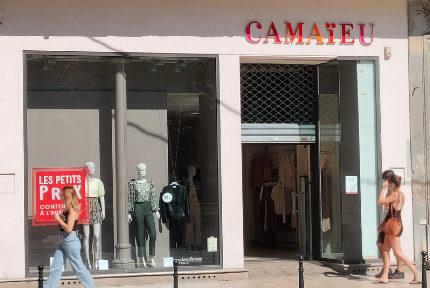 Une Camaïeu Place Victor Hugo