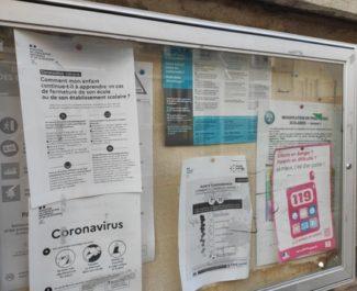 Le Covid-19 progresse dans les écoles de l'Académie de Grenoble, l'Isère demeure la plus touchée