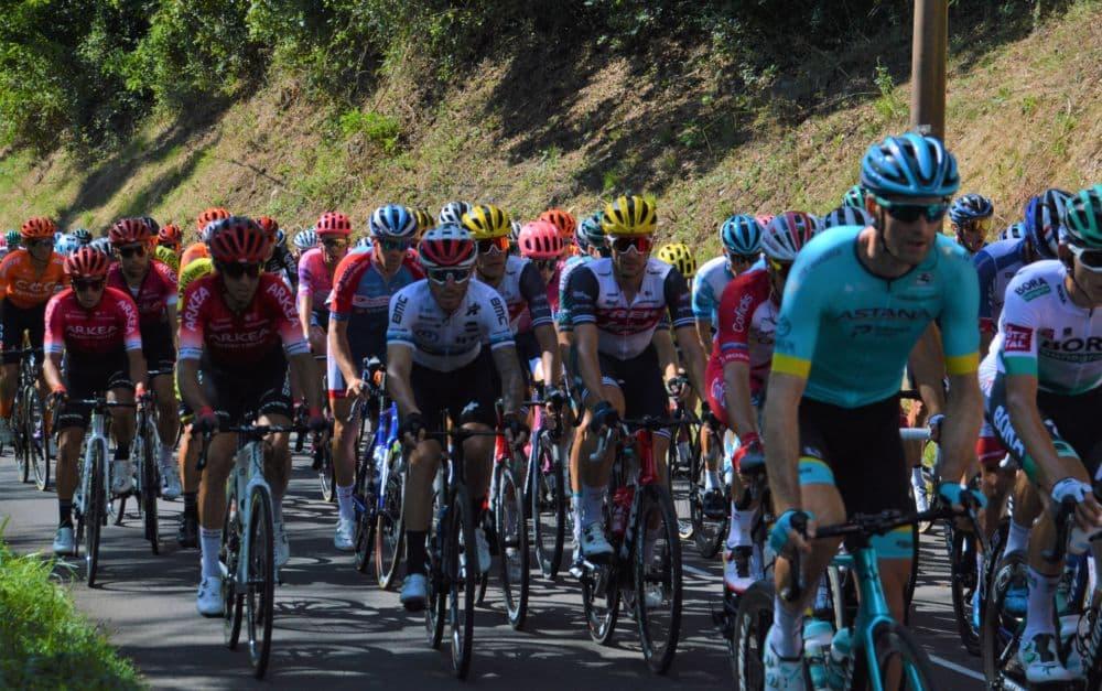 Le passage du Tour de France en Isère a été l'occasion de contrôles renforcées de la part des services de l'État © Laurent Genin - Place Gre'net