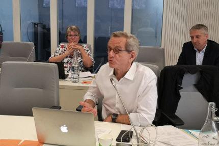Alain Carignon demande à l'État intervienne dans certains quartiers de Grenoble. © Joël Kermabon - Place Gre'net